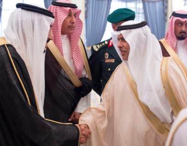 الملك يغادر الرياض متوجها الى جدة6
