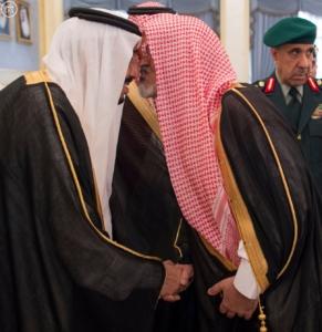 الملك يغادر الرياض متوجها الى جدة7