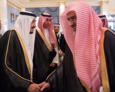 الملك يغادر الرياض متوجها الى جدة8