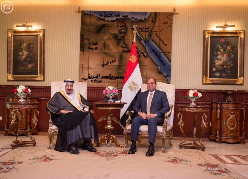 الملك يغادر مصر 2
