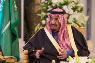 ميركل تشيد في اتصال بالملك بجهود السعودية لإحلال السلام في #سوريا - المواطن