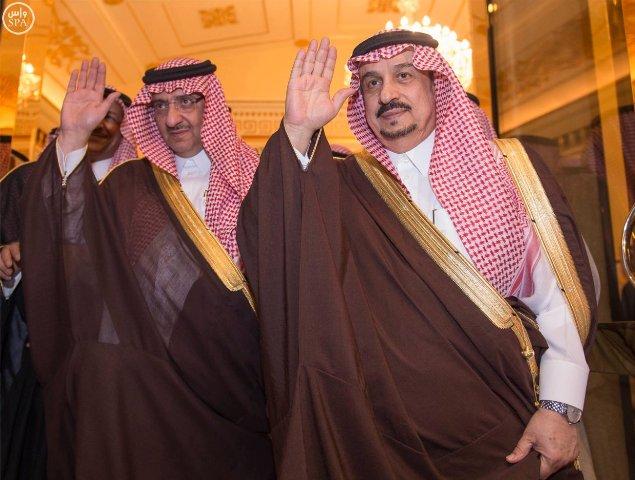 #الملك_سلمان يصل #الرياض (1)
