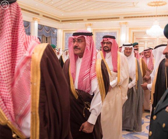 #الملك_سلمان يصل #الرياض (6)