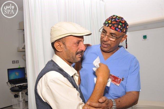 المملكة أجرت عمليات فصل سيامي لأطفال من 19 دولة (3)