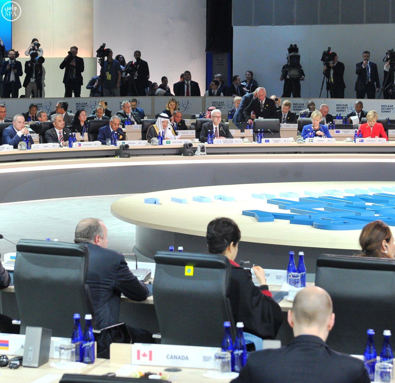 المملكة تتبرع بمبلغ 10 ملايين دولار لإنشاء مركز متخصص لمكافحة الإرهاب النووي في فيينا (1)
