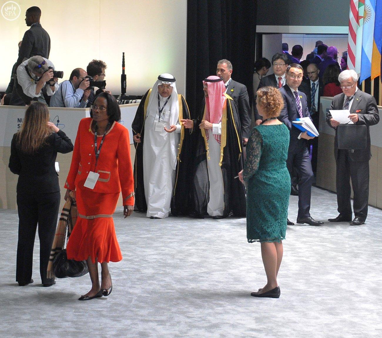 المملكة تتبرع بمبلغ 10 ملايين دولار لإنشاء مركز متخصص لمكافحة الإرهاب النووي في فيينا (2)