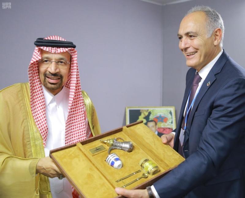 المملكة تجدد التزامها تجاه قضية تغير المناخ في مؤتمر الأطراف بمراكش 4