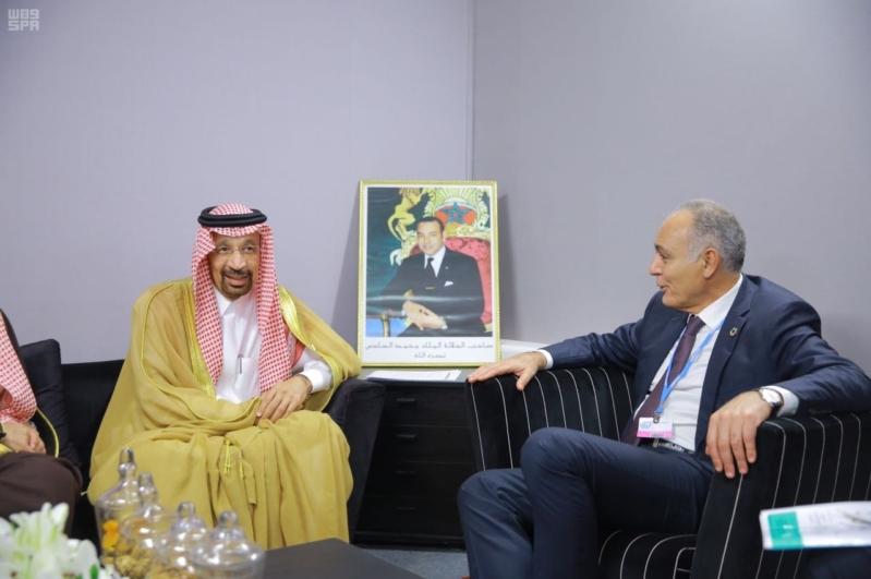المملكة تجدد التزامها تجاه قضية تغير المناخ في مؤتمر الأطراف بمراكش