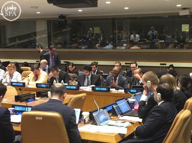 المملكة-تشارك-بمفاوضات-الامم-المتحدة