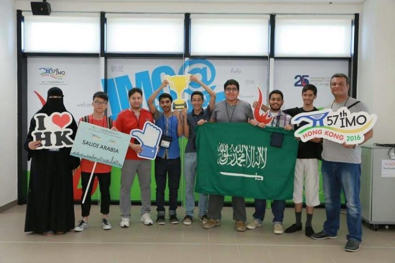 المملكة تنافس على جوائز الأولمبياد الدولي للرياضيات والفيزياء والكيمياء