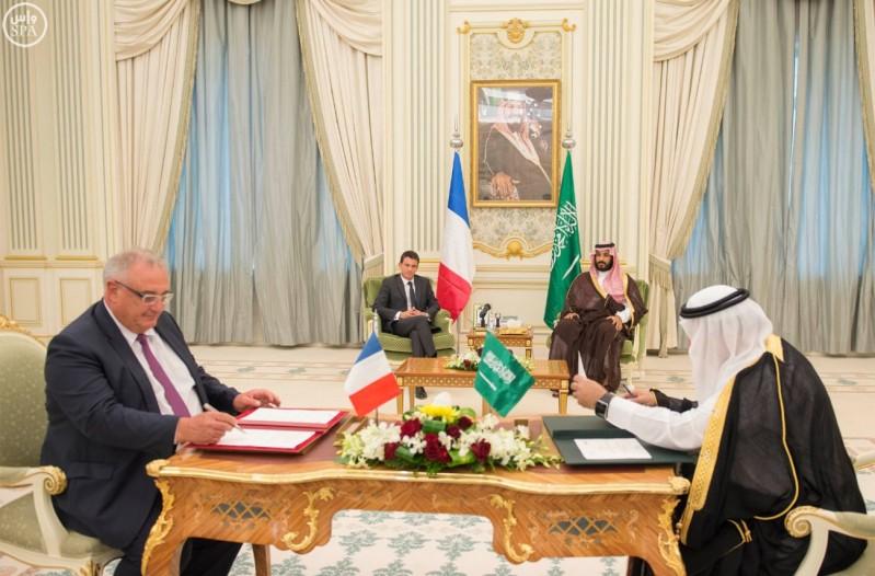 المملكة-و فرنسا-توقعان-اتفاقيات (3)