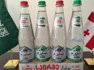 المنتجات الجورجية تدخل السوق العربي