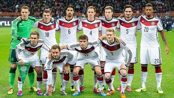 المنتخب الالماني