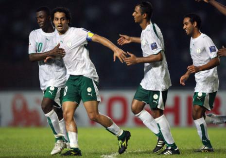 المنتخب السعودي الأول لكرة القدم