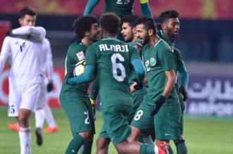 تعرف على مواعيد مباريات الأخضر الودية قبل مونديال 2018 - المواطن