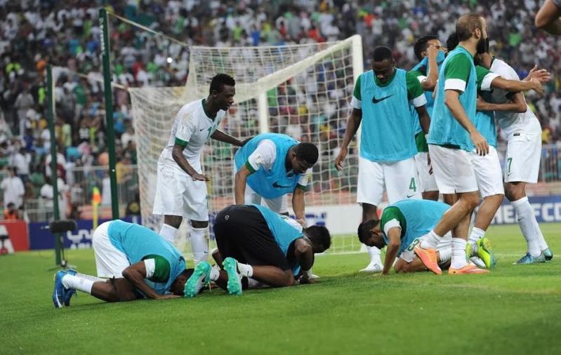 المنتخب السعودي الاول