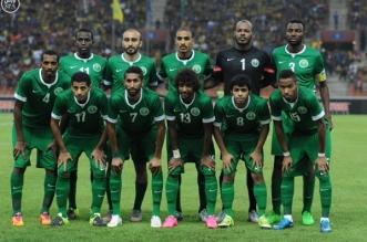 تعرّف على تشكيلة المنتخب السعوديّ أمام لاوس - المواطن