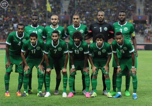 المنتخب السعودي - صورة