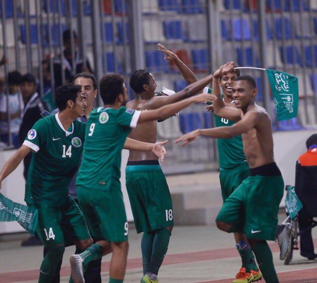 المنتخب السعودي للشباب 2