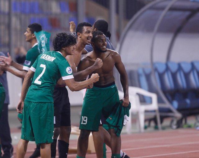 المنتخب السعودي للشباب 3