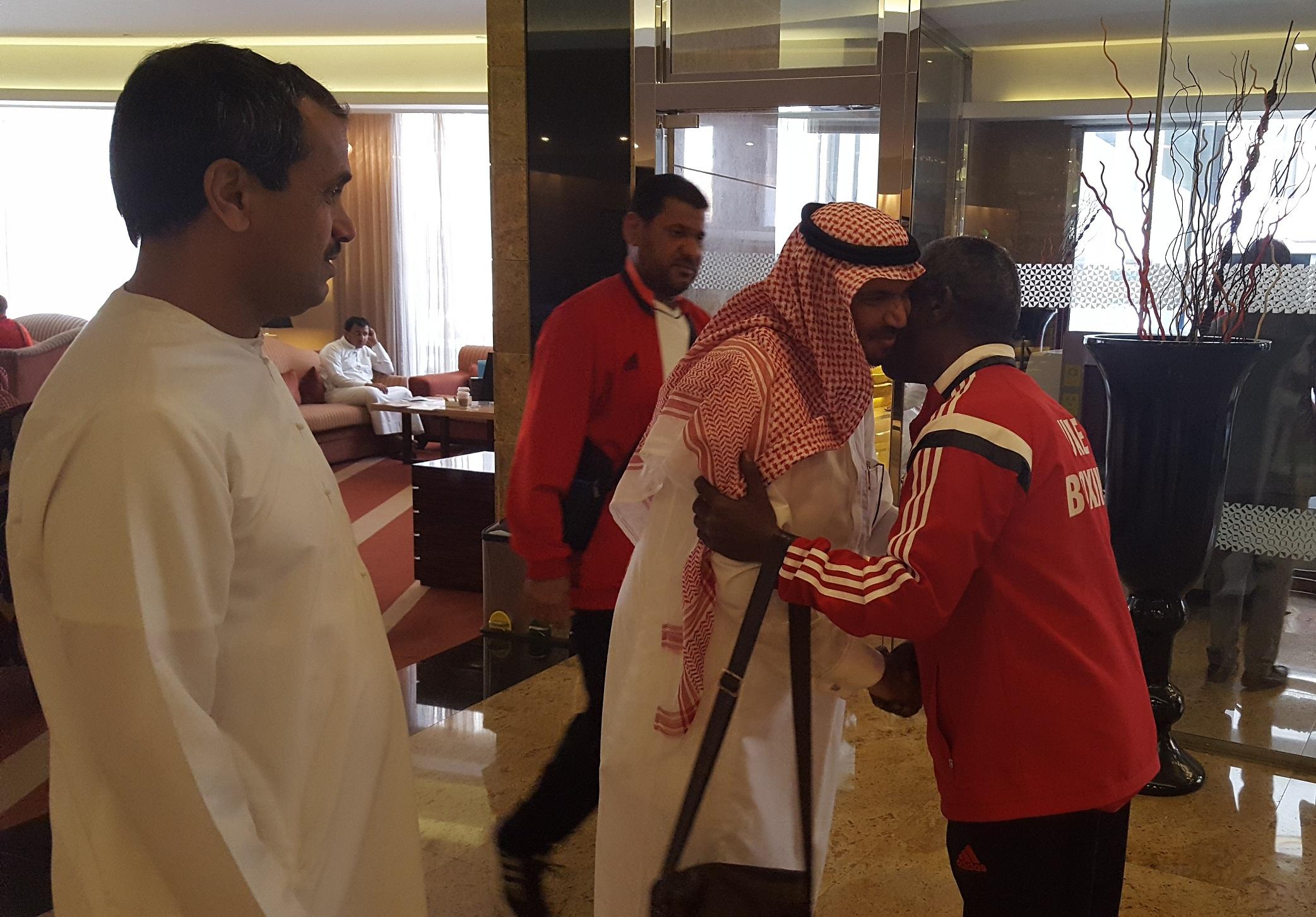 المنتخب السعودي يطمح لاستعادة اللقب في خليجي للملاكمة (1)