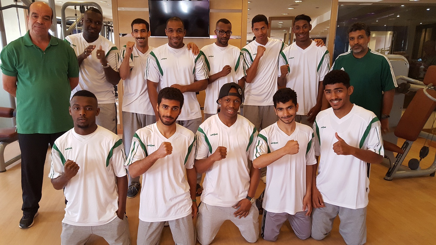 المنتخب السعودي يطمح لاستعادة اللقب في خليجي للملاكمة (3)