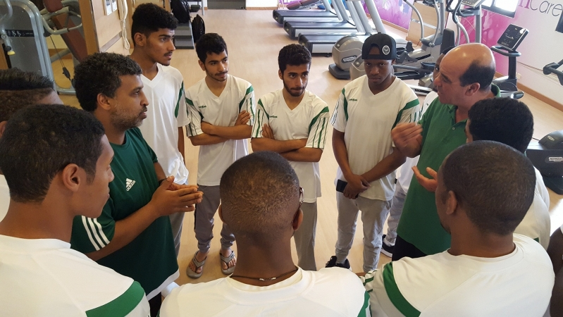 المنتخب السعودي يطمح لاستعادة اللقب في خليجي للملاكمة (4)