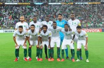 المنتخب السعودي 1 17