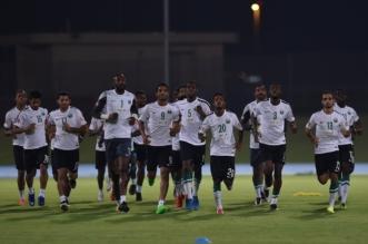 """بالصور.. المنتخب السعودي يخوض أولى تدريباته استعدادًا لـ""""أستراليا"""" - المواطن"""