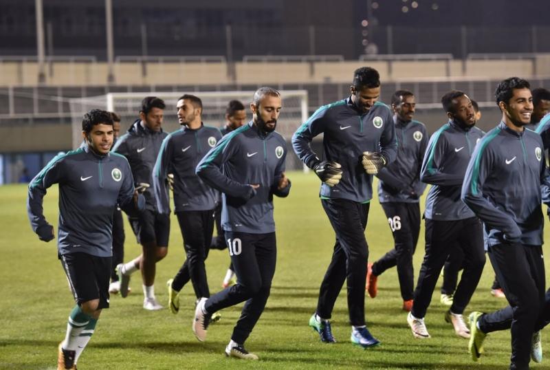المنتخب السعودي 3