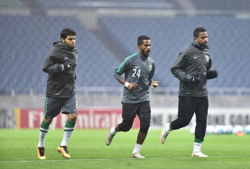 المنتخب السعودي 5