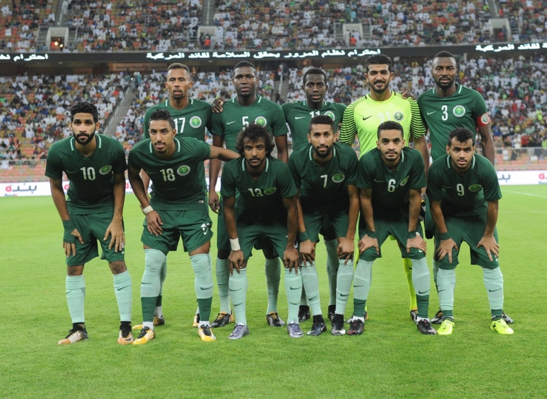 بالصور.. كريستيانو رونالدو يواجه المنتخب السعودي على هذا الملعب