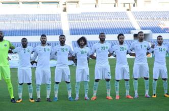 المنتخب السعودي 76
