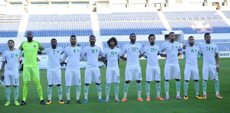 المنتخب السعودي يتصدر تويتر