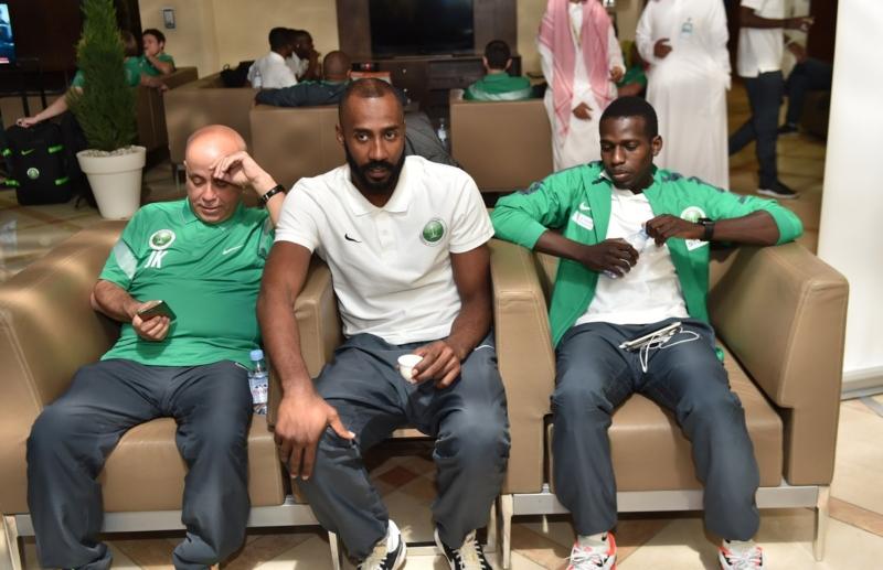 المنتخب السعودي 9