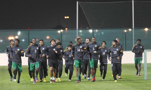 يا الأخضر السعودي .. نريد الرابعة
