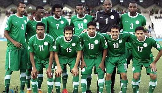 المنتخب السعودي 2