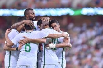 شاهد بالفيديو .. أهداف وملخص مباراة السعودية وجامايكا - المواطن