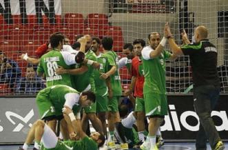 المنتخب السعودي للشباب لكرة اليد يتأهل إلى كأس العالم 2017م بعد وصولة لنهائي البطولة الآسيوية بفوزه على كوريا الجنوبية (29×28) - المواطن