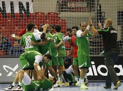 المنتخب السعودي للشباب لكرة اليد يتأهل إلى كأس العالم 2017م بعد وصولة لنهائي البطولة الآسيوية بفوزه على كوريا الجنوبية (29×28)