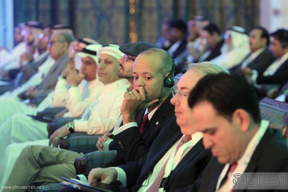 المنتدى السعودي الامريكي الاقتصادي الرابع بالرياض (11)
