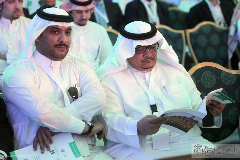 المنتدى السعودي الامريكي الاقتصادي الرابع بالرياض (12)