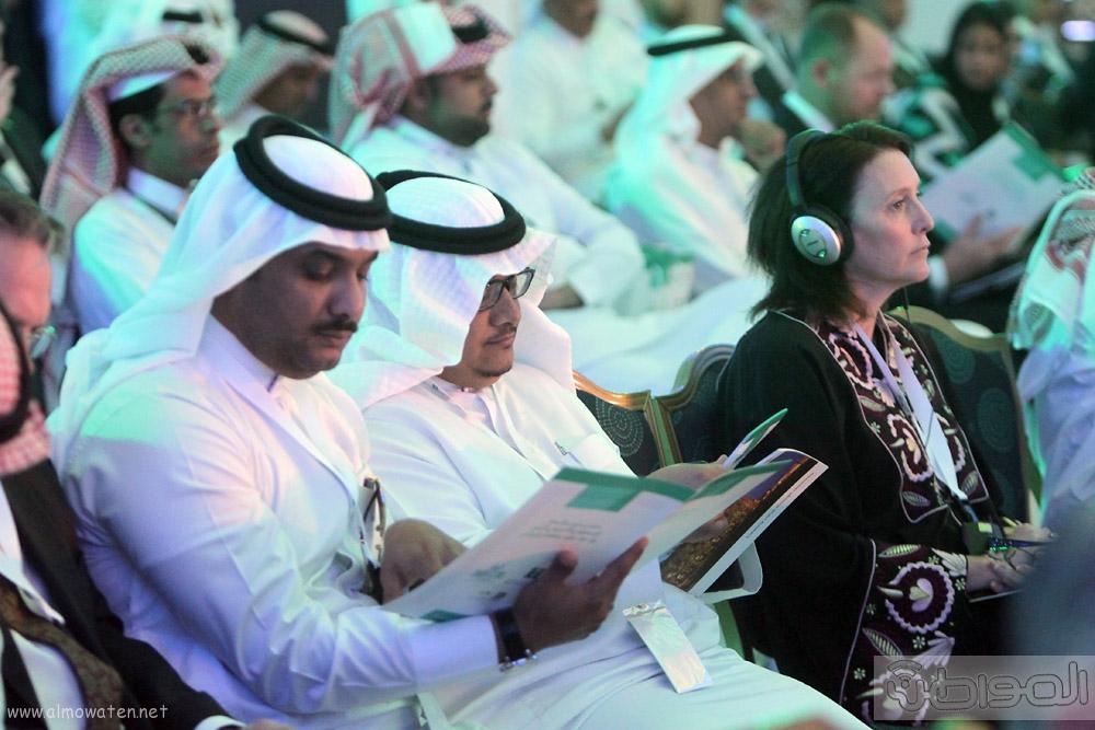 المنتدى السعودي الامريكي الاقتصادي الرابع بالرياض (13)