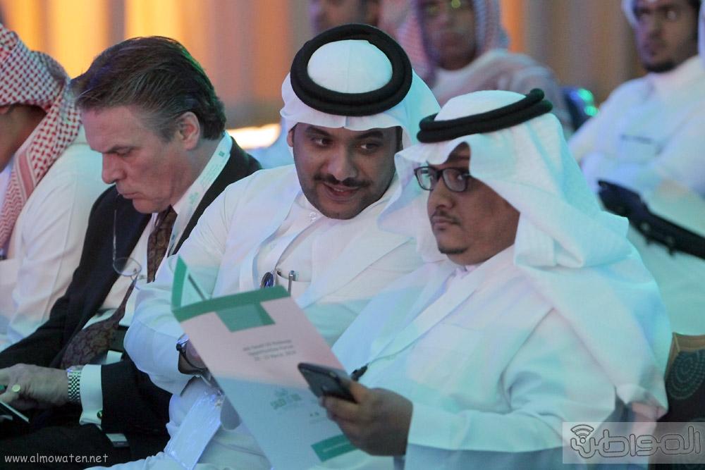 المنتدى السعودي الامريكي الاقتصادي الرابع بالرياض (14)