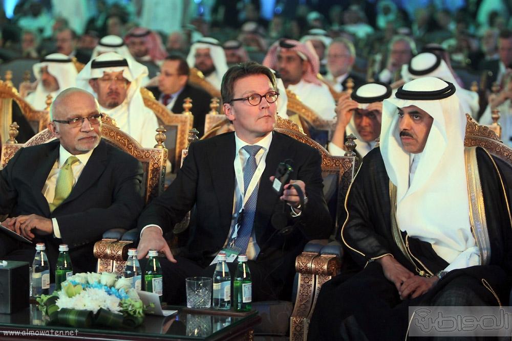 المنتدى السعودي الامريكي الاقتصادي الرابع بالرياض (16)