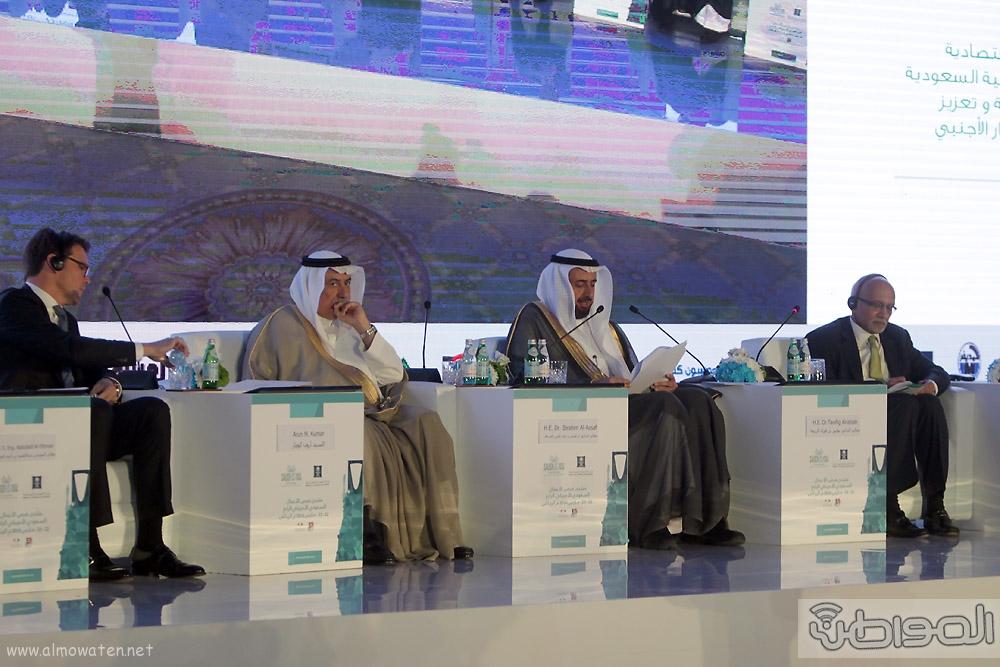 المنتدى السعودي الامريكي الاقتصادي الرابع بالرياض (6)