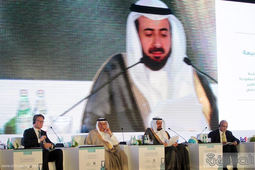 المنتدى السعودي الامريكي الاقتصادي الرابع بالرياض (7)