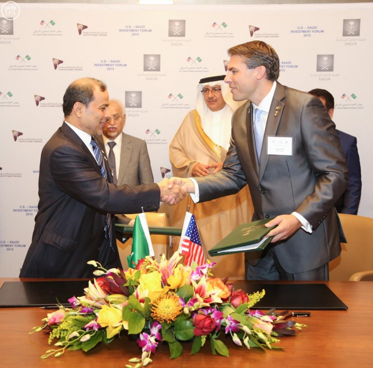 هنا.. تفاصيل اتفاقيات وشراكات اقتصادية بين شركات سعودية وأمريكية - المواطن