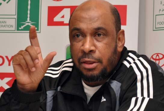المهنا --- رئيس لجنة الحكام بالاتحاد السعودي لكرة القدم