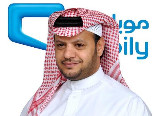 المهندس إسماعيل الغامدي الرئيس التنفيذي لقطاع الأعمال في موبايلي